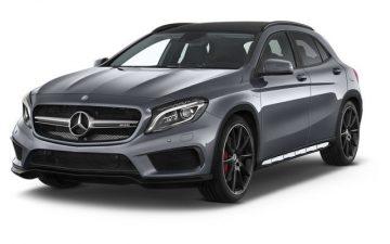Mercedes GLA D